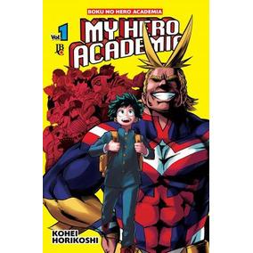 Mangá My Hero Academia - Boku No Hero Volumes 1 Ao 16