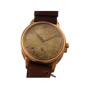 a72aec8674d Relógio Masculino Em Ouro Maciço - Relógios De Pulso no Mercado ...