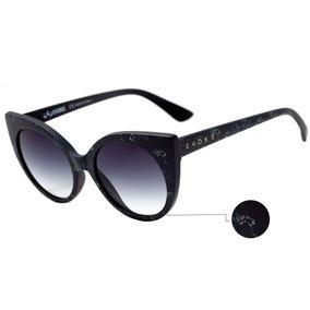 2d16770a08a3e Óculos Evoke Super Cat Ta01 Black Matte Thermo Flowers Gold