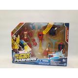 Muñeco Super Hero Mashers Marvel- Iron Spider- Original
