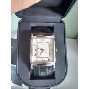 1dfe935b217 Pulseira Aço Inox Emporio Armani Masculino - Relógios De Pulso no ...