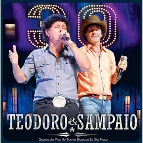 cd teodoro e sampaio 30 anos 2011