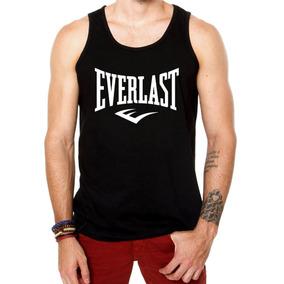 Camiseta Regata Everlast Masculina Branca E Preta Camisa 4e70f2023b8