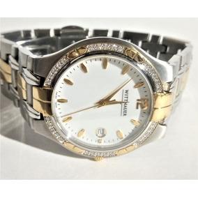 Reloj Colección Wittnauer Swiss Con 30 Brillantes $9900