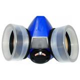 Máscara Semi Facial Top Air 4 P  2 Filtro Químico Ca. 12944 e46f95d3e6