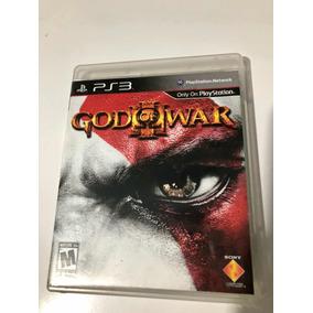 Jogo P/ Playstation 3 Ps3 Físico(cd)god Of War 3