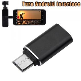 Adaptador Dji Osmo Pocket Usb-c Para Micro Usb