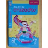 Livro Coquetel Palavras Cruzadas N°21 - Nivel Medio