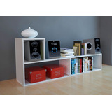 Módulo Rack Forma De L Colores Tv Mosconi 81012 Demuebles