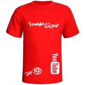 Camiseta Oficial Original Da Família Do Grau Pronta Entrega c42642614753e
