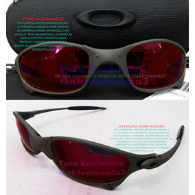 33ed0d65c7113 Oakley Juliet Dark Ruby X-metal - Óculos no Mercado Livre Brasil