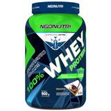 100 % Whey Protein - 900g - Neonutri-chocolate