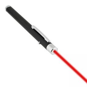 Caneta Laser Pointer Vermelho Jogo Luz Apresentação
