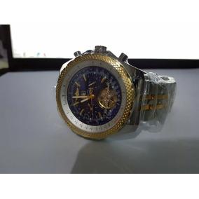 d8f26e70571 Breitling Relógio Breitling Bentley Turbillion - Relógios no Mercado ...