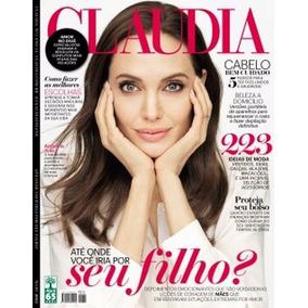 Revista Claudia Angelina Jolie Nº 644 Ano 2015