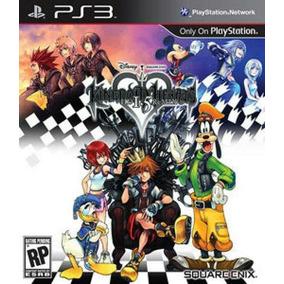 Jogo Kingdom Hearts Hd 1.5 Remix Ps3