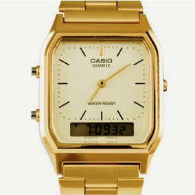 4c66569b39e Relogio Everlast E084 Ouro Rose Unissex Casio - Relógios De Pulso no ...