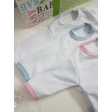 Body Para Bebe Recien Nacido 100 % Algodon New Baby