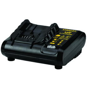 Cargador De Bateria Stanley 12v Ion De Litio Sc121