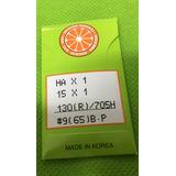Agulha Ha X1 Do 9 Ao 16 Kit 3 Sachê Bordar E Costura Orange