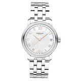 Montblanc Tradition Automatic Mother Of Pearl Dial Mens Watc