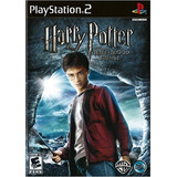 4 Juegos De Harry Potter Para Playstation 2 Consolas Y Videojuegos
