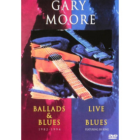 Dvd Gary Moore Live Blues - Ballads & Blues