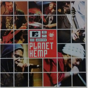 cd planet hemp acustico mtv
