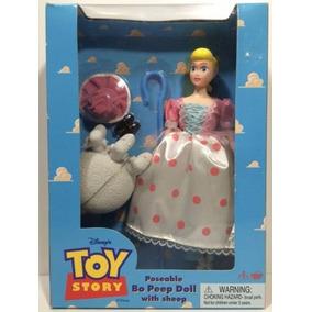 Disney Original 1995 Toy Story 11 Poseable Bo Peep W  Sheep 897111518a6