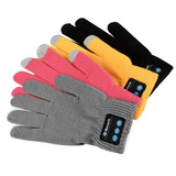 Guantes Bluehtooth Manos Libres Touch Screen
