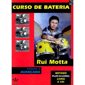 Curso De Bateria - Vol. 3 - 342-m