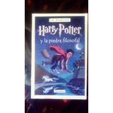 Harry Potter Y La Piedra Filosofal. J. K. Rowling.