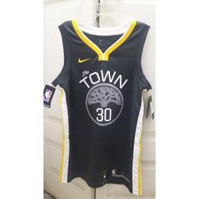 54ab23f65 Jersey Nike Nba Stephen Curry Swingman Town Talla S (40)
