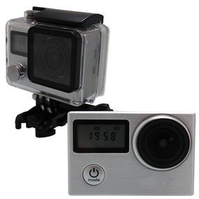 Action Camera Go Sport Pro Wi-fi Lcd Prova D