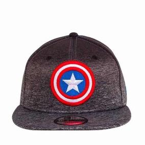 Gorra Captain America New Era Cap Gris Textil Is470 7139b2449a5