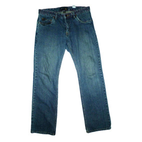 Pantalon Blue Jean Emerica Talla 32 100% Algodon