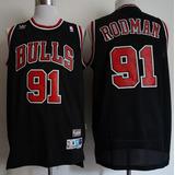 Camisa Rodman 91 Chicago Bulls Original Novo - Frete Gratis 2302e3b0ad4