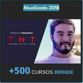 Curso Tnt - Trader Nivel 3 - Caio Sasaki 2018 + 500 Brindes