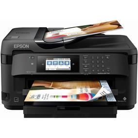 Epson Workforce Wf-7710 Inkjet. Con Sistema Continuo