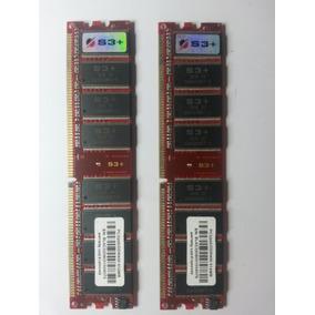 Memorias Pc3200 Ddr400 512mb (par)