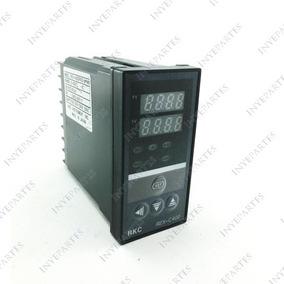 Control Pirómetro Temperatura Digital Rex-c400 1375 Grados
