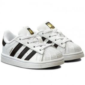 best loved 6b491 608c4 Zapatos adidas Super Star Niños 100% Originales Oferta !