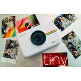 Polaroid Snap Touch Cámara Digital Instantánea - Blanca