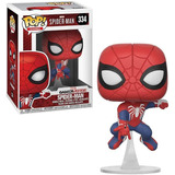 Funko Pop Spider Man (334) Spiderman Marvel