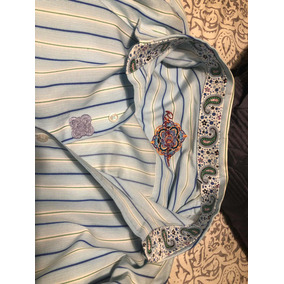 Camisa Robert Graham 2xl Manga Larga. Gánala!