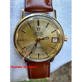 8568239be55 Relogio Omega Ville Ouro - Relógios no Mercado Livre Brasil