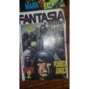 Mark 2 (fantasía Y Ficcion) Numeros 2,3,4 Y 5 ¡¡¡(año 1)