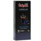 Cápsula Café Caiçara Gourmet Descafeinado 100% Arábica - 52g