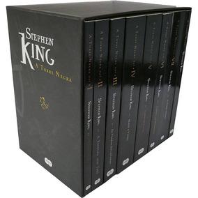 A Torre Negra Caixa Livro Box Coleção Frete Grátis