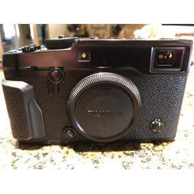 Câmera Fujifilm X-pro2 - Preto - Apenas Corpo - Na Caixa